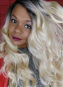 Central das Divas Lace Wig  Divas (COR: 1b/613)