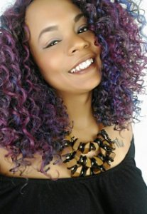 Mane Concept Brown Sugar Glueless Lace Front Wig BSG208 Roma (cor: OS/SANGRIA)
