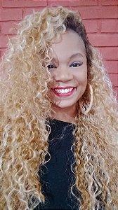 DUPLICADO - Lace front Shakira (cor 1B/30)