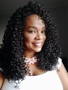 Sensationnel Custom Lace Boutique Bundles Lace Front Kinky Curl