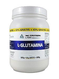 Glutamina 100% pura 600 +60g grátis