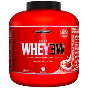 Super whey 3 W integral Médica 1,8kg