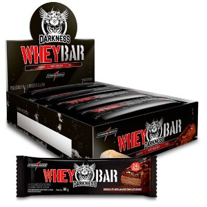 Whey Bar Darkness  Integral Medica