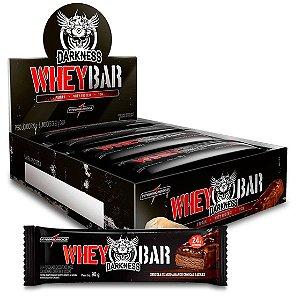 Whey Bar Darkness  Integra Medica