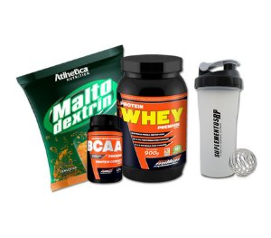 Kit Aumento Massa Muscular