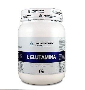 Glutamina 1kg Nutrition - Frete Grátis!