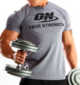 Camiseta - Optimum Nutrition