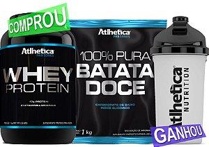 COMBO-WHEY (1kg) + BATATA DOCE (900g)