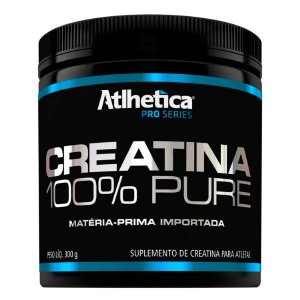 Creatina 100% Pure (300g) - Atlhetica Pro Series