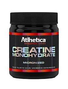Creatina Micronizada - 120 gramas - atlhetica evolution