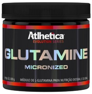 Glutamine Micronized (300g) - Atlhetica Evolution