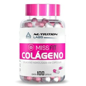 Colageno (100caps) - Nutrition Labs
