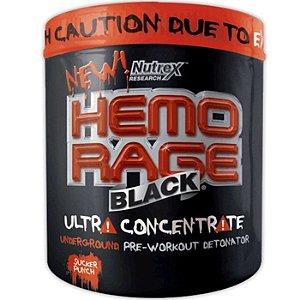 Hemo Rage Black Ultra Concentrado-50 doses