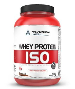 Whey Protein ISO- nutrition 900gr