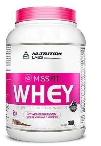 Miss Fit Whey  (900g) - Nutrition Labs
