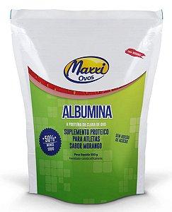 Clara Pasteurizada e Desidratada (Albumina) - 500G - Maxxi Ovos