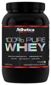 100% Pure Whey - 900g  evolution series