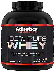 100% Pure Whey  (2kg)  Atlhetica Evolution