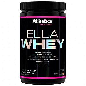 Ella Whey - Athlética Ella Series - 600g