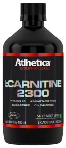 L- Carnitina 480 ml - Evolution Series