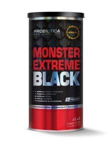 Monster Extreme Black 44 packs *NOVA FÓRMULA
