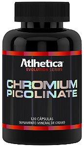 Chromium Picolinate - (120 Caps) - Atlhetica