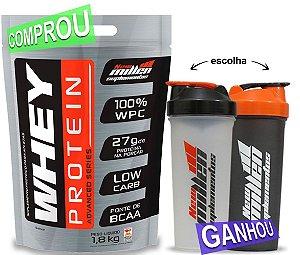 100% Whey Protein Advanced 1,8kg - New Millen