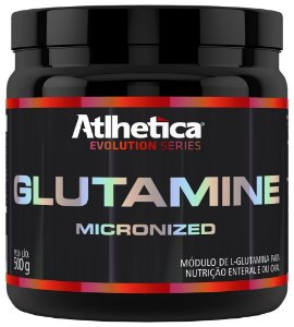 Glutamine Micronized (500g) - Athletica Evolution