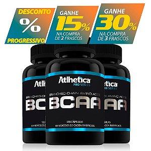 BCAA Pro Series -120 cápsulas - Atlhética