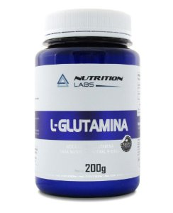 L-GLUTAMINA 100% PURA 200 G