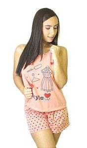 Pijama Feminino Rebeca