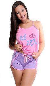 Pijama Short Doll Gabriela
