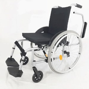 Cadeira De Rodas Start C1 Tamanho:43cm Polior