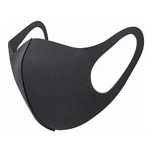 Máscara de Tecido Lavável Preta Hidrolight