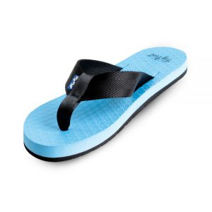 Chinelo Ortopédico Fly Feet Miami Blue AC44 Orthopauher