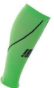 Polaina Pernito (Canelito) De Compressão Cep Allsports Masc Verde