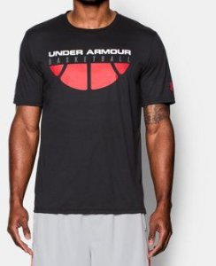 CAMISETA UNDER ARMOUR BASKETBALL
