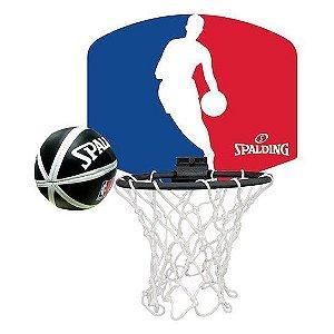 TABELA DE BASQUETE SPALDING NBA LOGOMAN MICRO MINI