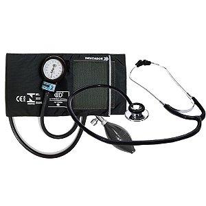 Kit Esfigmomanômetro e Estetoscópio BiC