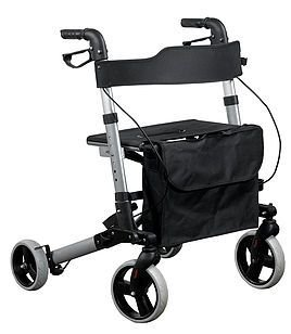 Andador 4 rodas Super Lux