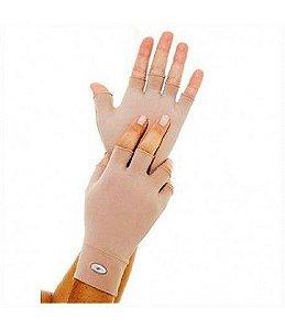Luva Curta Dedo Curto com Proteção Solar Famara