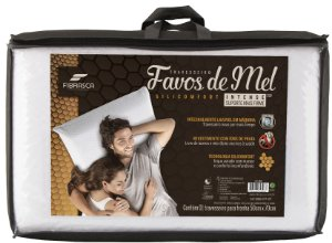 Travesseiro Favos de Mel Intense