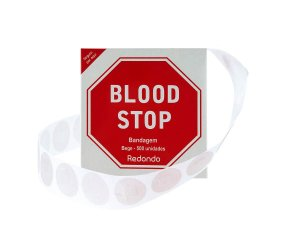 Blood Stop Bandagem Bege