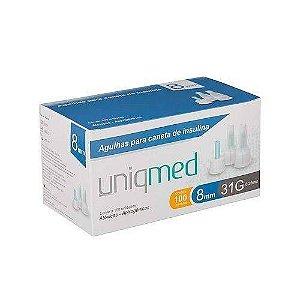 Agulha Caneta Insulina 8mm