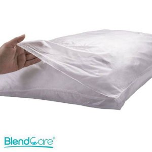 Protetor Ortopedico Fronha Transparente Siliconado BLEND CARE