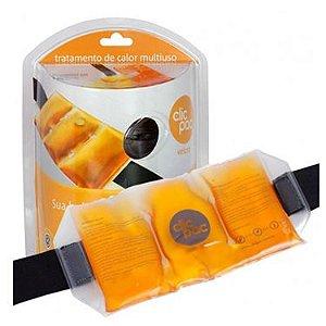Bolsa De Gel De Calor Instantaneo Clicpac Velcro