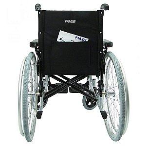 Cadeira de Rodas Munique Serie Europa Praxis (Tam.: 18)