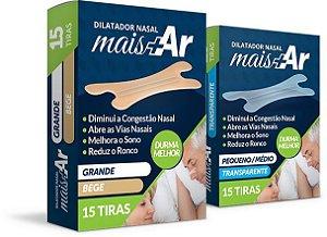 Dilatador Nasal Mais Ar Pague 10 Leve 15