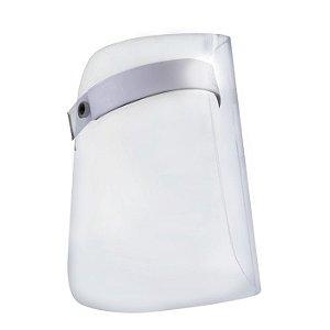 Protetor Facial Visor Cristal Face Shield Articulado e Almofadado Orthopauher