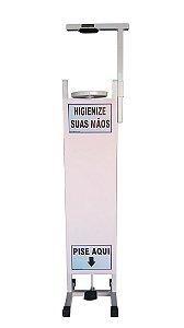 Dispenser Higiênico para Álcool Gel Vagalumy